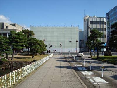 農林中央金庫松江支店解体撤去工事