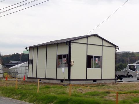 松江市乃白北土地区画整理組合 事務所