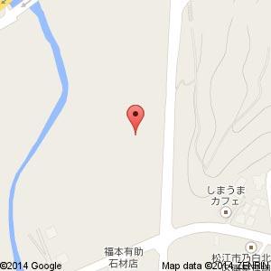 松江乃白北104街区 テナント棟・飲食棟(仮称)の地図