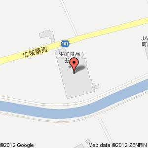 生鮮食品おだ斐川店の地図