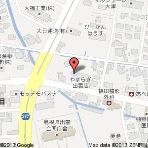 鉄板・お好み焼き Syu(しゅう)の地図