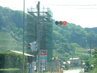 尾道松江線工事