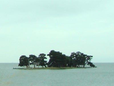 2009年大雨 嫁が島