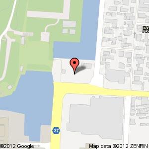 大手前駐車場の地図