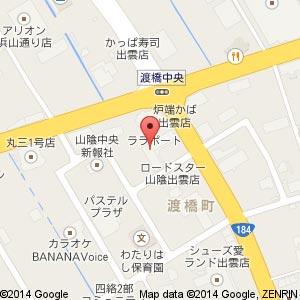 東京神田ラーメン工房 俺の麺屋の地図