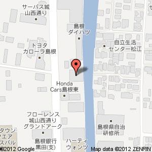 大阪王将 黒田店の地図