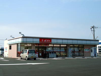 コンビニ「ポプラ 宍道インター店」