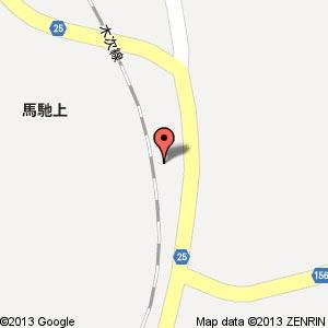 ポプラ 仁多奥出雲店の地図