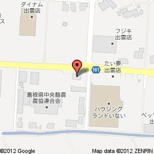 ぱーどれ・リルの地図