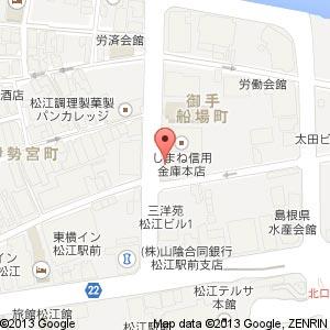 居酒屋 楽楽(らくらく)の地図