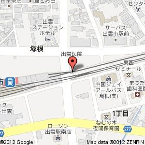 ラーメン 篠寛shinokanの地図