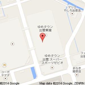 RecHerie(リシェリエ) ゆめタウン出雲店の地図