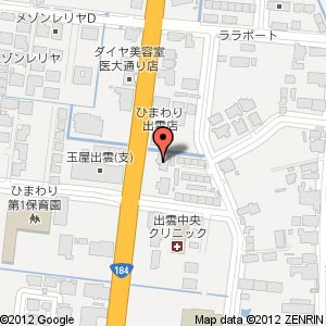 台湾料理 瑞祥の地図