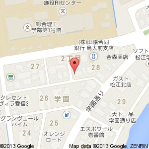 cafe Re:lax(カフェ リラックス)の地図