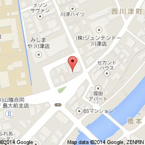 台湾料理 龍興園 島根店の地図