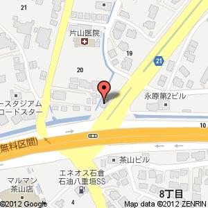 Salone di RITAの地図