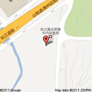 さんびる乃白北ビル(仮称)の地図