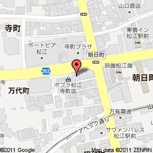 和ダイニング&バー さんいんSAKABAの地図