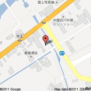 サンキ・ウエルビィ三刀屋の地図