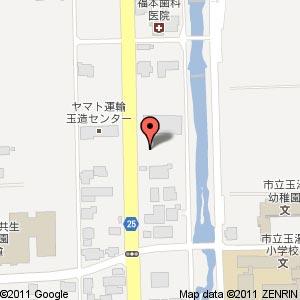 サンキ・ウェルビィ(仮称)玉湯グループホームの地図