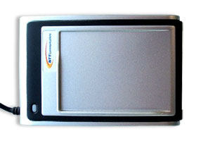 NTTコミュニケーションズ 【e-Tax推奨】公的個人認証サービス対応 ICカードリーダライタ(接触・非接触型共用・USBタイプ)