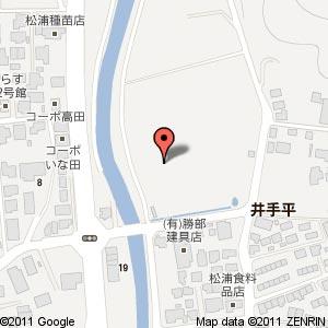 ファッションセンターしまむら 山代店の地図