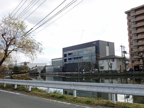 島根電工 新社屋