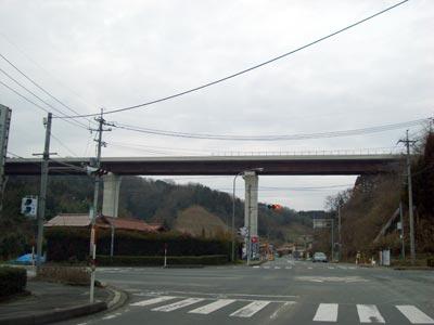 尾道松江線 三刀屋工区 下熊谷高架橋