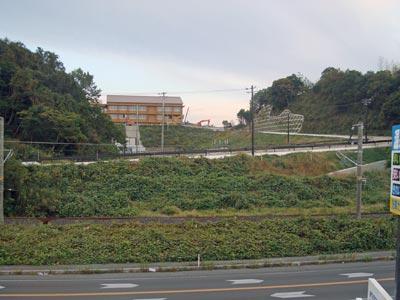 島根県立宍道高校 工事進捗