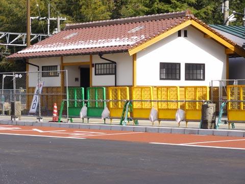 宍道駅前トイレ