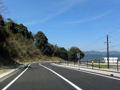 宍道高校線 仮開通