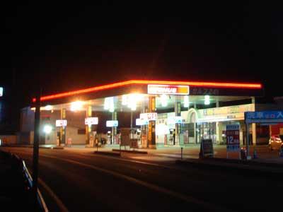 夜の宍道SS T9