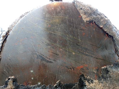 雲南石油キグナスセルフ宍道SS 地下貯蔵タンク