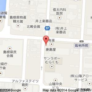 DogSalon&Hotel しっぽの地図