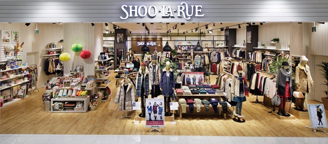 SHOO・LA・RUE(シューラルー)イオンモール出雲店
