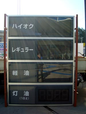雲南SS LED価格看板