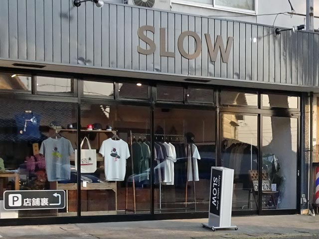 Men's select shop SLOW