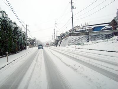 2009年12月19日雲南市加茂町54号