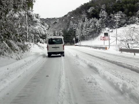 2010年12月31日 宍道町佐々布54号線