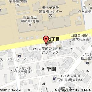 そうごう薬局 島根大学前店?の地図