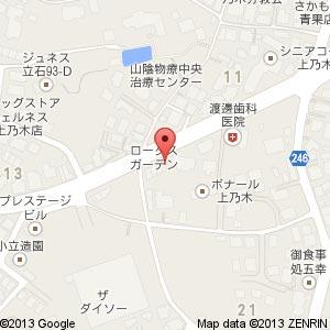 hair dresser Sol garden(ソールガーデン)の地図