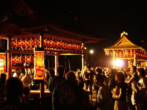 2010 松江水燈路