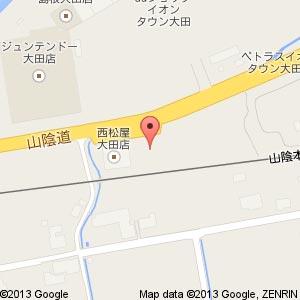 すき家 9号大田店の地図