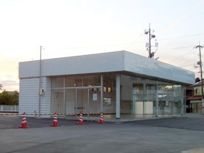 スズキ自販島根 上乃木店 跡地