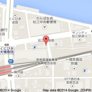 酒食満彩処 昌福の地図