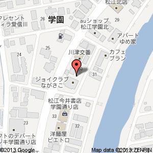 御菓子司 松月の地図