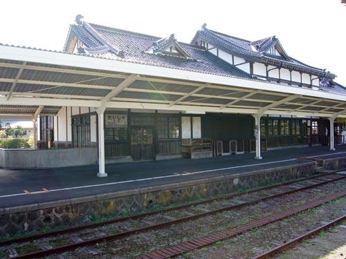 旧JR大社駅