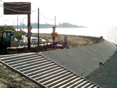 松江道路 玉湯工区(玉湯バイパス)