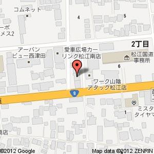 拉麺 谷屋んの地図