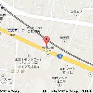テモミジョーズ 東津田店の地図